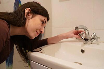 Ограничиваем тараканам доступ к воде