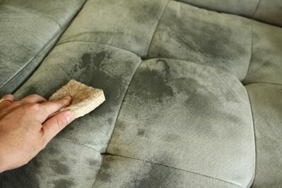 Мебель можно повредить народными средствами