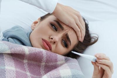 Температура - симптом клещевого энцефалита