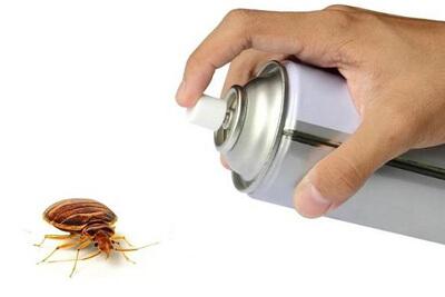 Аэрозоли против насекомых